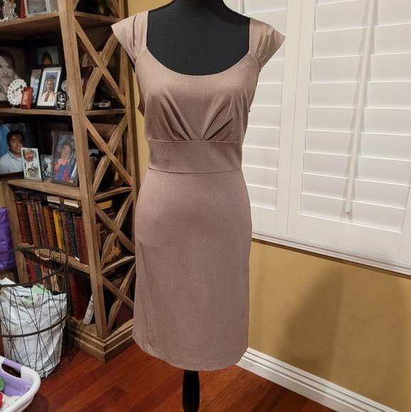 New York & co midi dress size 14